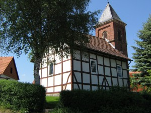 Dorfkirche zu Wölfterode